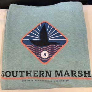 Southern Marsh T-shirt (worn once)